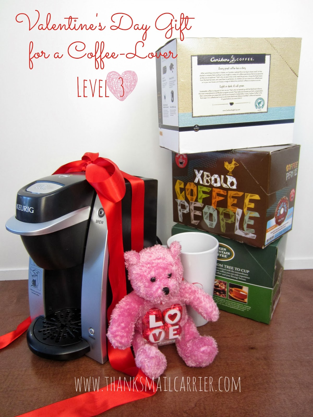 Thanks Mail Carrier Valentines Day Gifts For Coffee Lovers