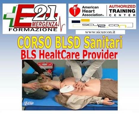 BLS HealthCare Provider