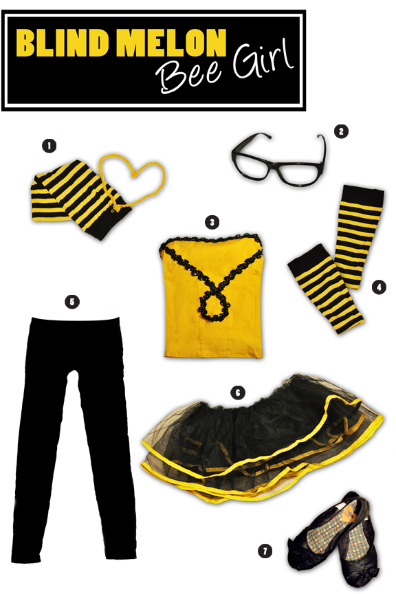 Bee Girl Dress Code