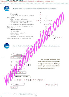 6.Sinif  Turkce Doku Yayinlari Ogrenci Calisma Kitabi Sayfa 68