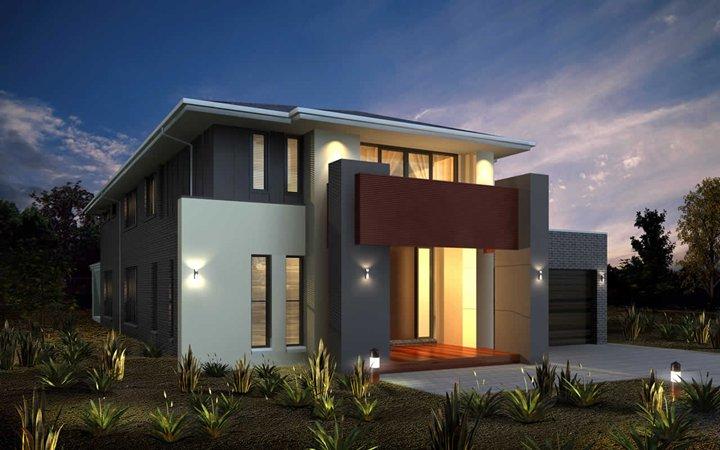 Imagens de casa gabi tales for Casas minimalistas fachadas modernas