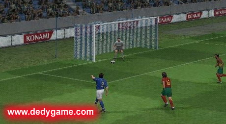 Free Download PC Football Game - Winning Eleven 9 WE Full Version With