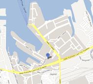 Peta Tanjung Emas