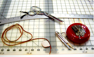 tools of the trade for sewing pattern making tutorials