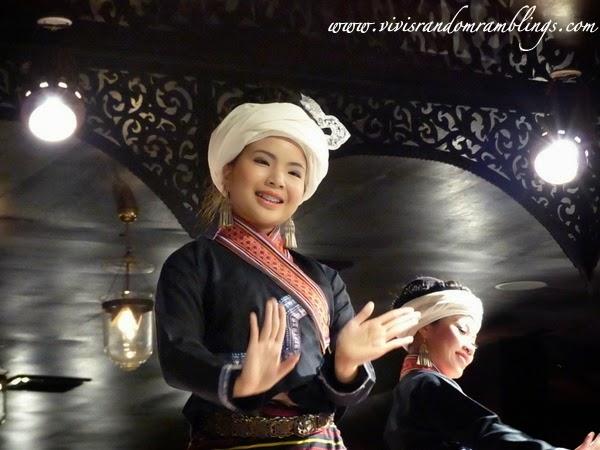 Thai Cultural Dancer, Chiang Mai
