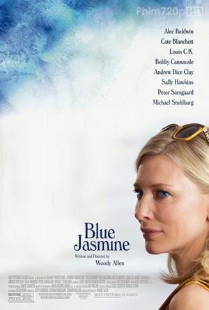 Hoa Nhài Màu Xanh - Blue Jasmine