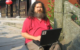 Noticia: Entrevista a Richard Stallman