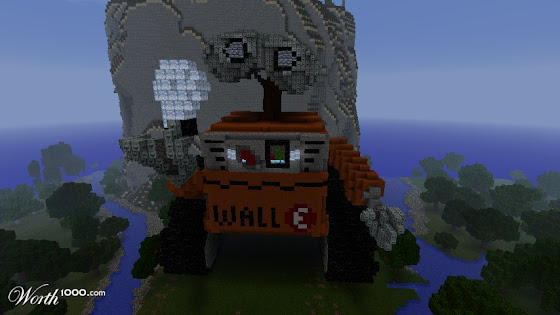 WALL-E Minecraft
