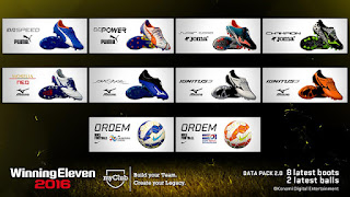 Download Data Pack 2.0 Pes2016 dan Cara Instal Lengkap