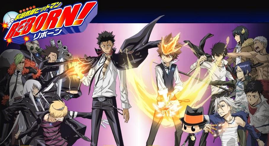 [ Info-Anime ] Pengarang Hitman Reborn Buat Manga Pendek
