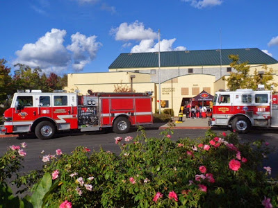 Zumbathon Fundraiser For Firefighter's Burn Institute At The Orangevale Community Center