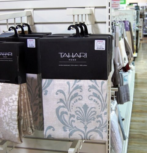 homegoods happy party loved these damask curtains