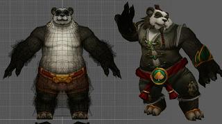 Pandaren Model