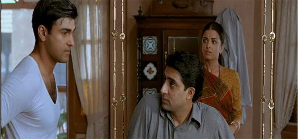 Screen Shot Of Hindi Movie Guru (2007) Download And Watch Online Free at worldfree4u.com