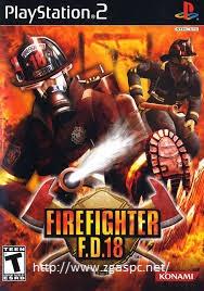 Free Download Games FireFighter FD 18 PCSX2 ISO Untuk KOmputer Full Version ZGASPC