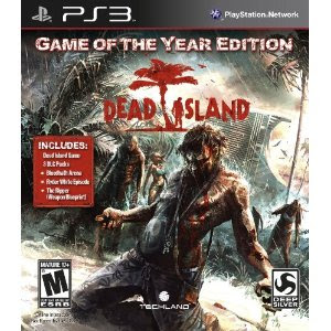 Dead Island Game of the Year (PS3/Xbox)
