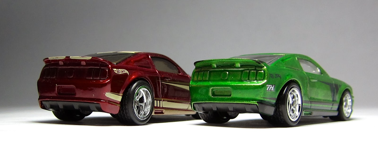 The last two Mustang Supers: