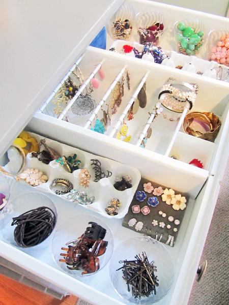 Very Fond Of Organized Jewelry Drawer