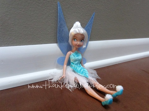 Disney Fairies Periwinkle doll