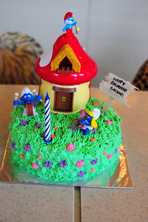 Birthday Cake Images Sachin : munchkins and bunchkins