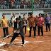 Walikota Surabaya Resmikan Lapangan Softball dan Hockey Dharmawangsa