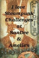 Monthly Steampunk Challenge