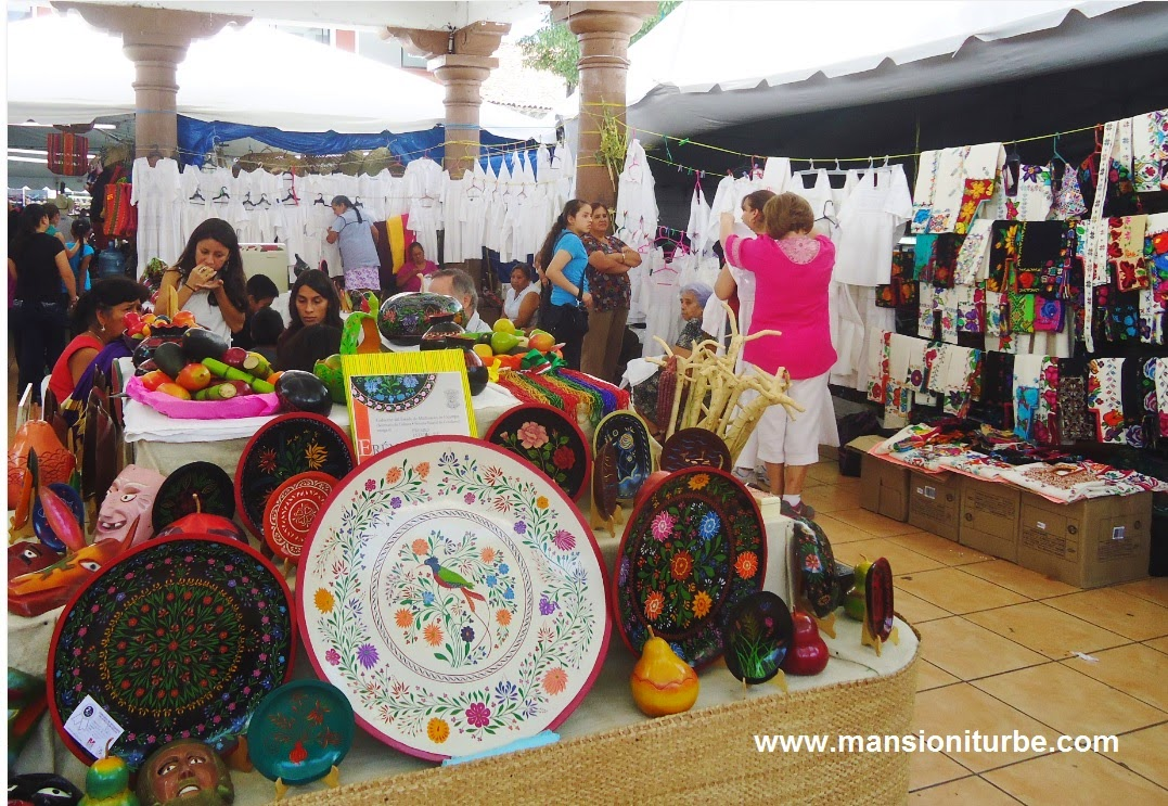 Palm Sunday Artisan Festivities  in Uruapan