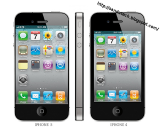 Jaringan 4G LTE bersama iPad3 dan iPhone5 menghiasi