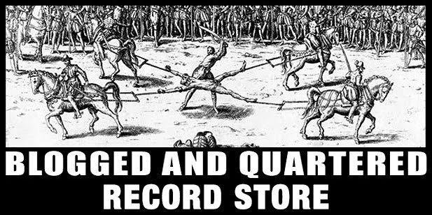 Blogged & Quartered Record Store