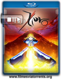 Fate/Zero 1ª Temporada Torrent - BluRay Rip