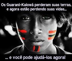 Apoie à Causa Indígena