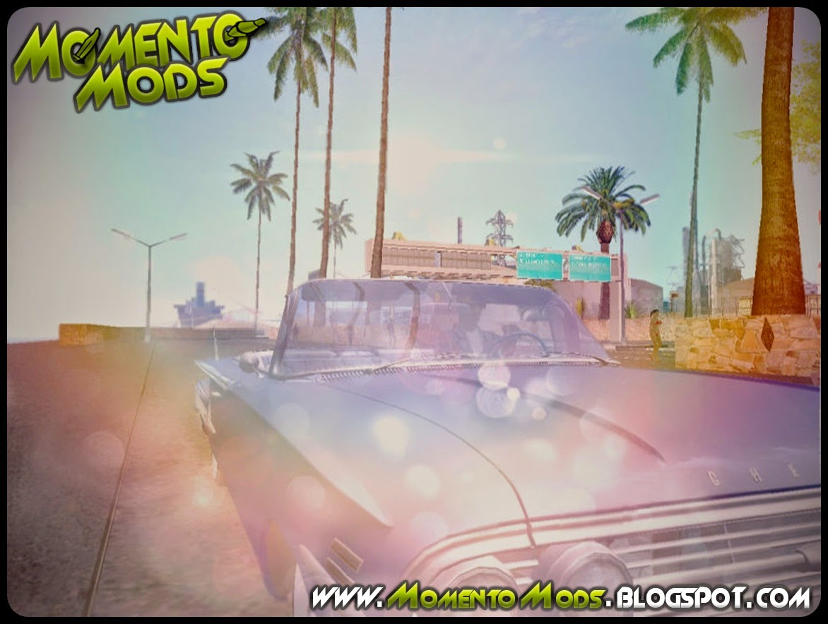 GTA SA - ENB Series Beautiful World Mod V2