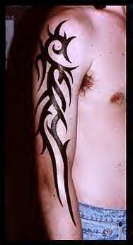 Tribal Tattoos -186