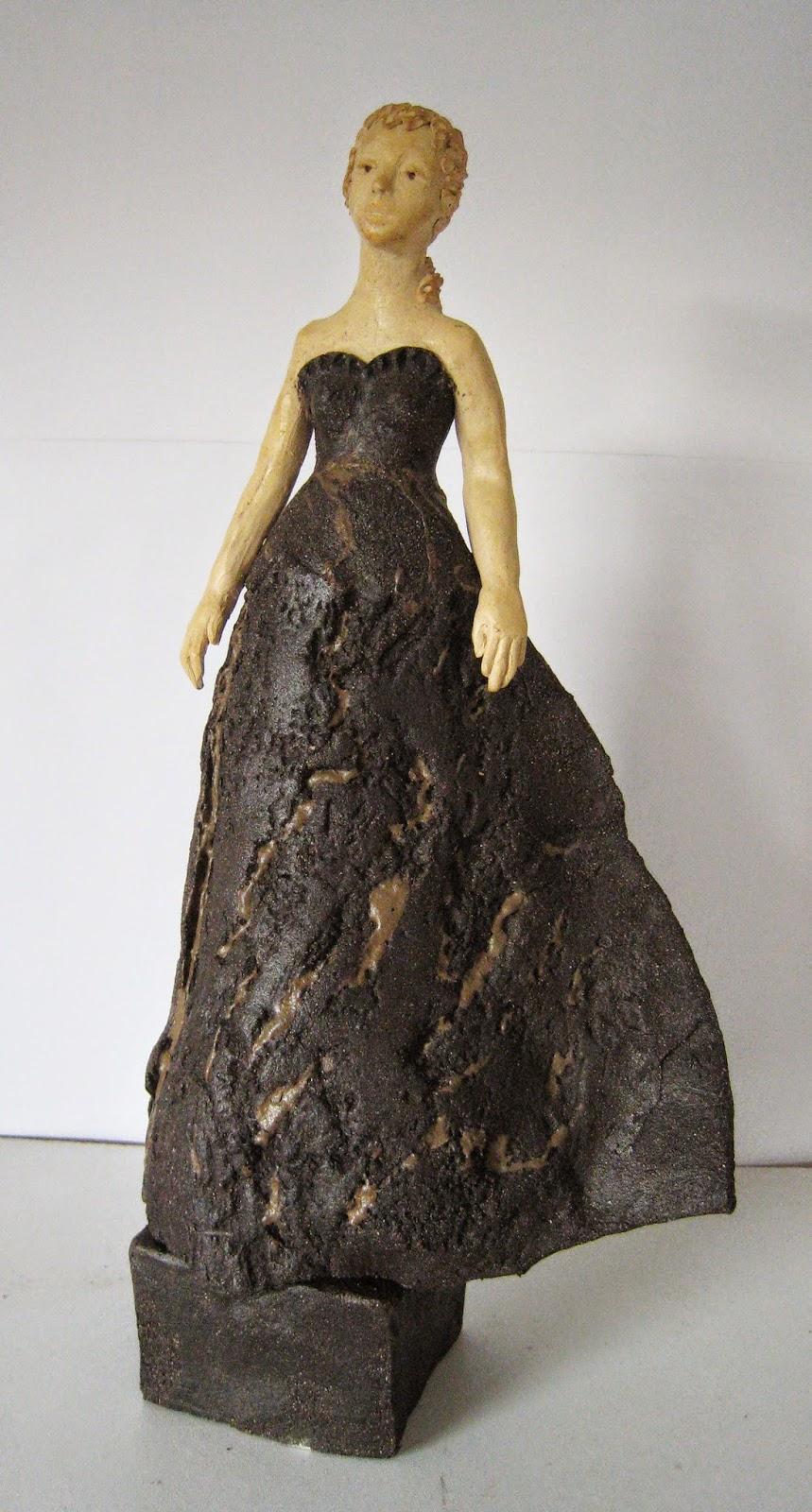 sculpture ceramique raku stages sylvie renoux les grandes. Black Bedroom Furniture Sets. Home Design Ideas