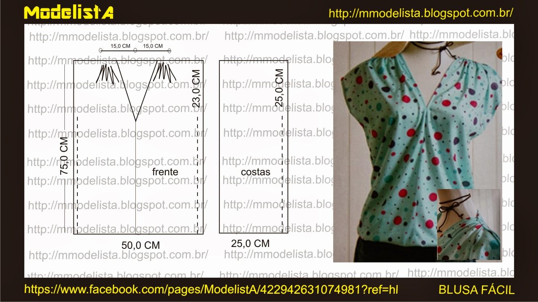Создаем свой стиль: как сшить блузку своими руками без выкройки за один 12