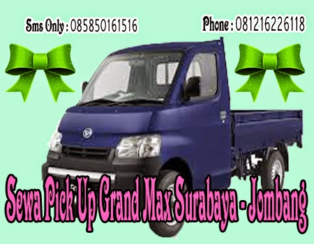 Sewa Pick Up Grand Max Surabaya - Jombang