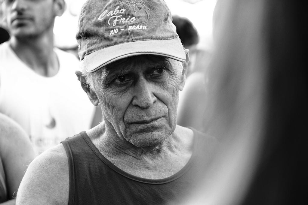 Retrato da São Sebastião (II), by Guillermo Aldaya / PhotoConversa