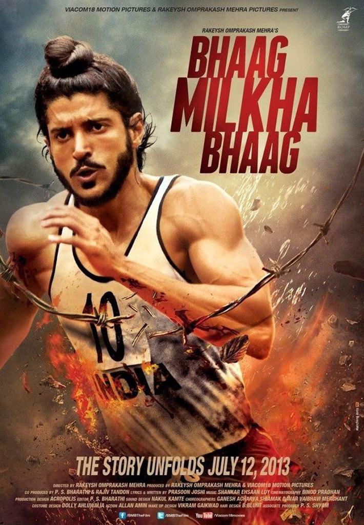 Bhaag Milkha Bhaag - Poster (2013)