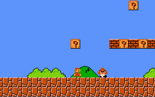 old mario game online