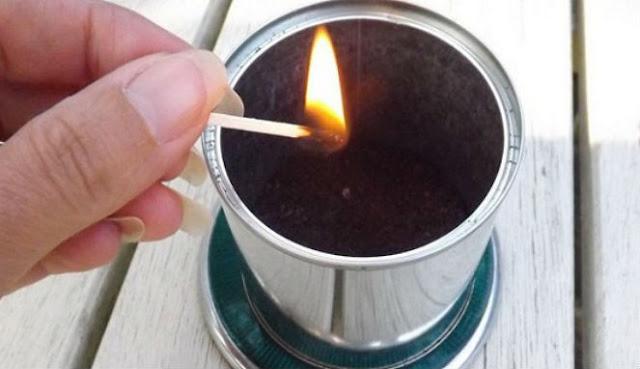 Cara baru yang terbukti Ampuh dan aman mengusir nyamuk dengan kopi