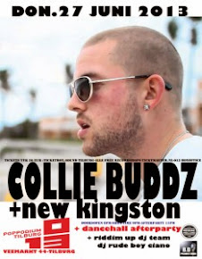 COLLIE BUDDZ & NEW KINGSTON
