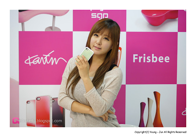 2 Ryu Ji Hye for Spigen SGP-very cute asian girl-girlcute4u.blogspot.com