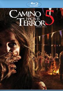 Carátula Camino hacia el terror película HD 1080p latino 2012