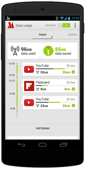 Opera Max data-saving app for Android now available in more countries