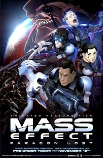 Ver Mass Effect: Paragon Lost (2012) Online