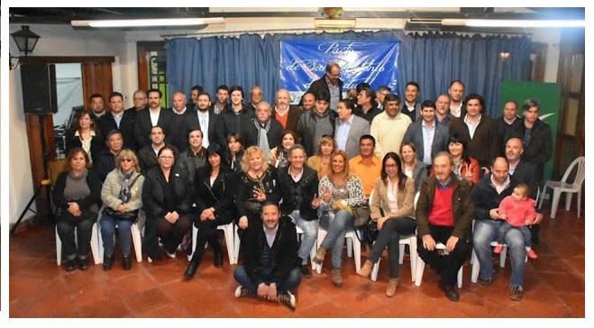 Hace 2 años firmamos el Pacto de San Antonio de Padua Laudato SI