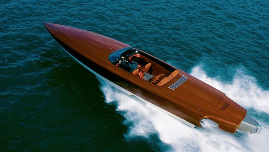 Fast Is Fast Van Dam Boats