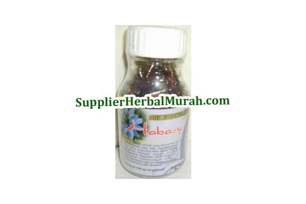 Kapsul Minyak Habbatussauda' Habasy Isi 200 (Pondok Herbal)