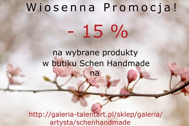 Wiosenna Promocja!