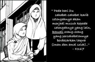 Wanita Muslimah: Persahabatan Dalam Islam
